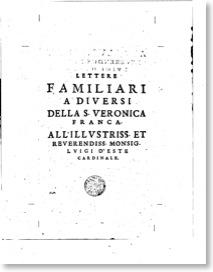 Veronica Franco capitolo 13 summary