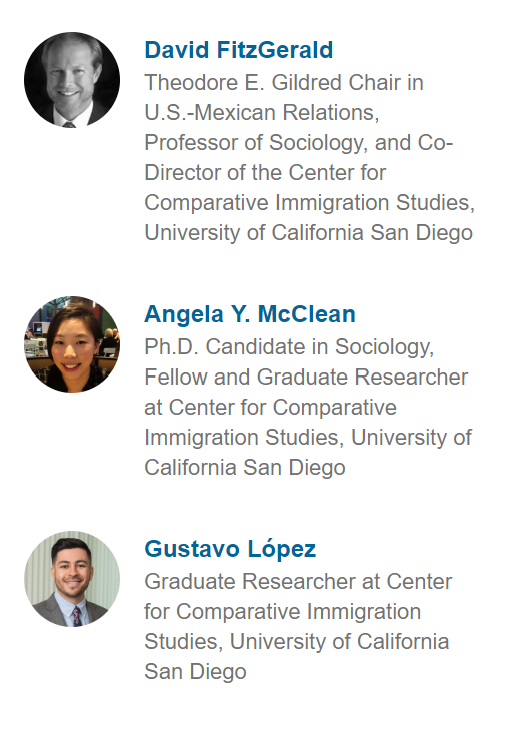 center for comparative immigration studies ucsd